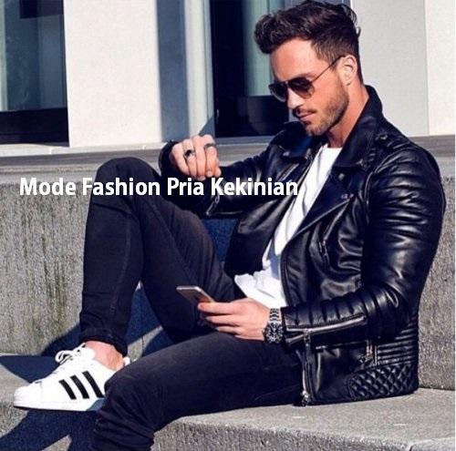 Mode Fashion Pria Kekinian