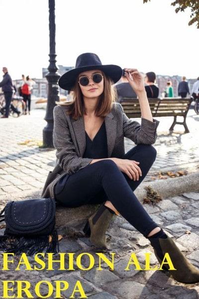 Trend Model Highlandlakesspca Gaya Fashion Orang Eropa